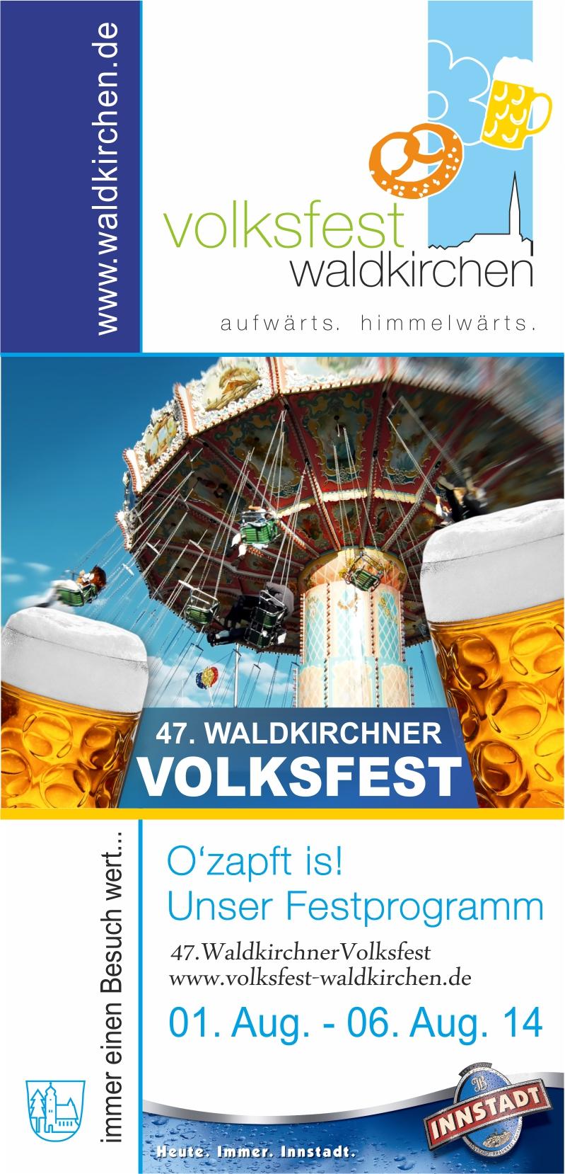 Volksfest-Waldkirchen