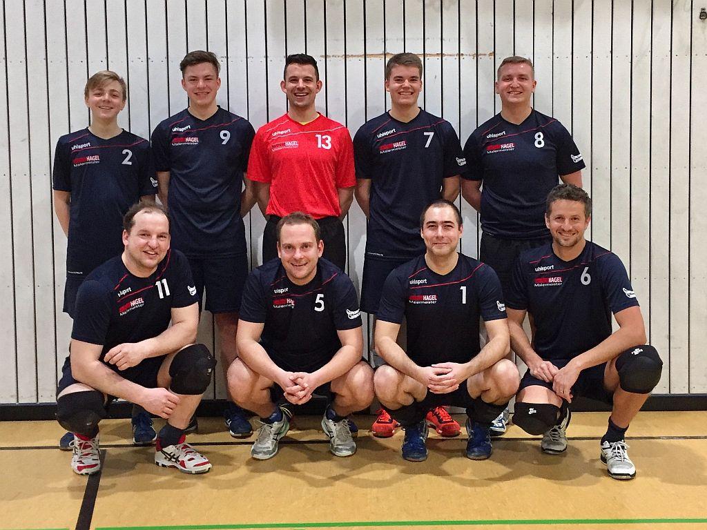 Herren II – TSV Waldkirchen Volleyball